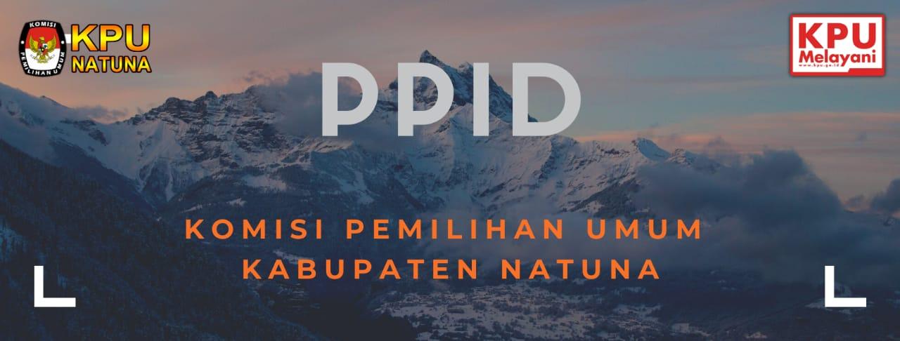 PPID KPU Kabupaten Natuna